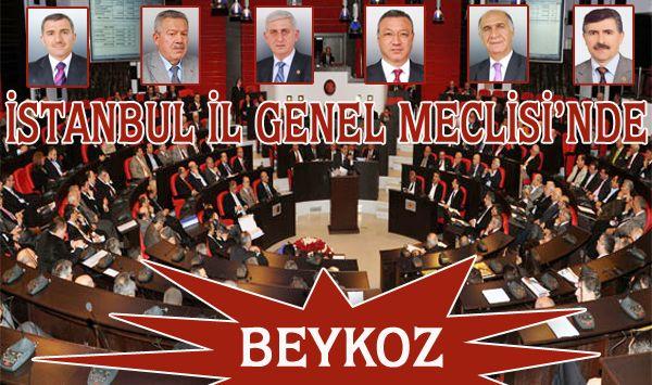 İstanbul İl Özel İdaresi'nde Beykoz
