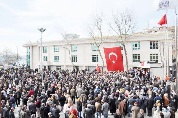 Beykoz halkından hükümete uyarı!