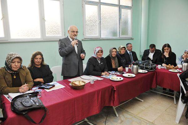 Beykoz'da eğitim atılımı sürüyor…