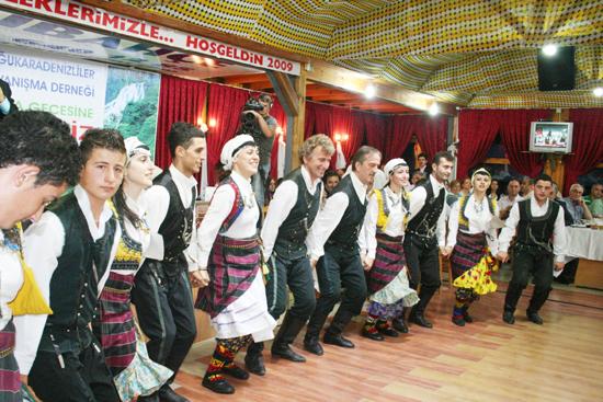 Doğu Karadenizliler yine sahnede