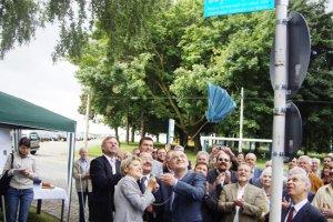 Almanya'da Beykoz Meydanı açıldı