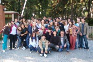 Polenezköy, Avrupalı gençleri ağırladı