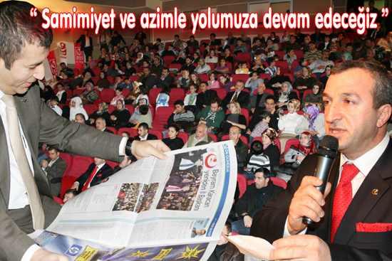 Hepimiz Muhsin Yazıcıoğlu'yuz
