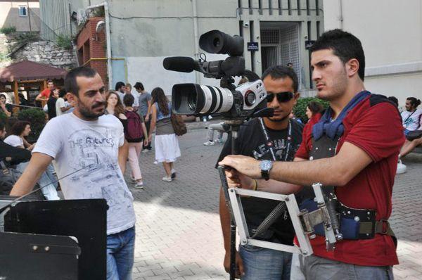 Beykozlu genç sinemacılar çekiyor!
