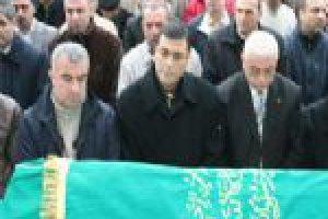 Talip Ercan'ın babası toprağa verildi