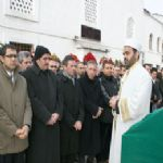 Abdullah Baki'nin cenazesinde izdiham