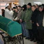 Ayşe Ergül'ün babası vefat etti