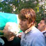 Spor camiası Fatih Şen'i yalnız bırakmadı