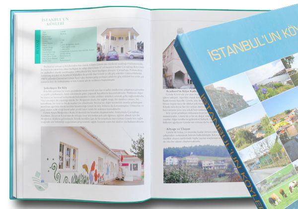 Beykoz'un Köyleri kitaplaştırıldı