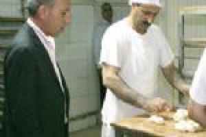 Başkan Ergül'den fırınlara denetim