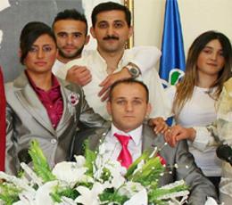 Beykoz Gazisini evlendirdi