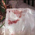 Çuval içerisinde kadın cesedi bulundu