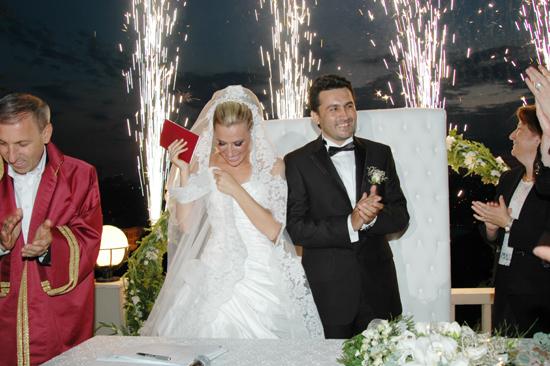 Turnacıoğlu düğünü devlet resepsiyonu
