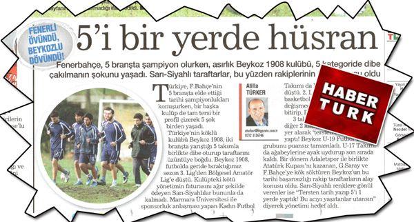 Haber Türk resmen dalga geçti