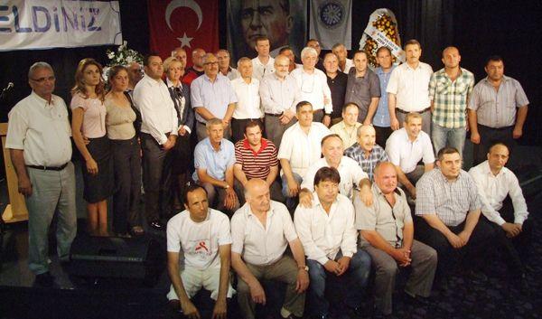 BİSK Yönetimi Beykoz'u kucakladı