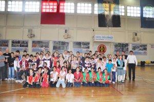 Beykoz Milli Eğitim sporu ödüllendirdi