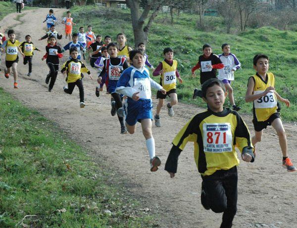 Kros yarışmalarında Paşabahçe klasiği