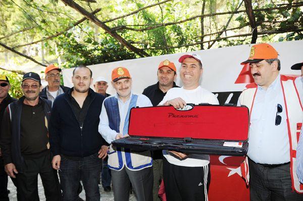 Ustalar Başkanlık Kupası için yarıştı