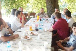 Göllüspor'un yeni Başkanı Haluk Kayacan