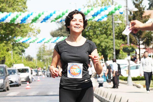 4. Halk Koşusu'nda 1500 kişi koştu
