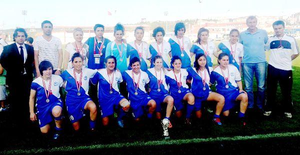 Marmara'nın Beykozlu kızları 1. Lig'de