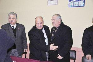 HAS Partili Birinci'den CHP'ye teşekkür