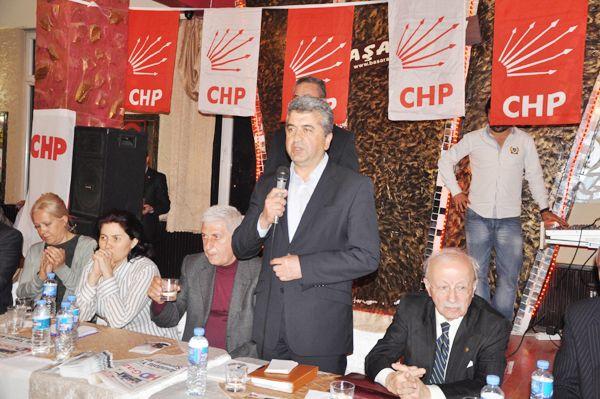 CHP'li Oktay Ekşi Beykozlularla buluştu