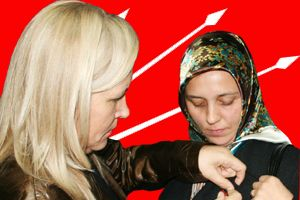 Ayten Kayalıoğlu milletvekili aday adayı