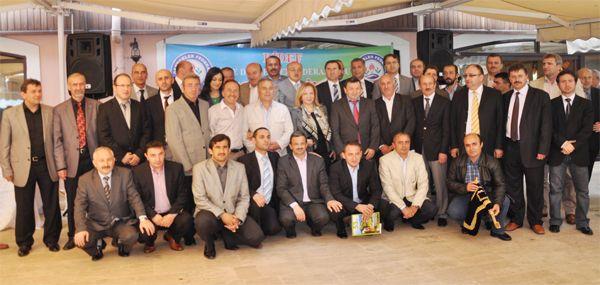 Rizeli vekil adayları Beykoz'da buluştu