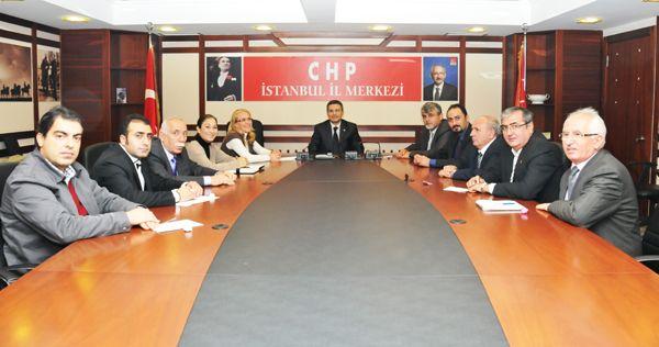 CHP Beykoz'dan Salıcı'ya, hayırlı Olsun.