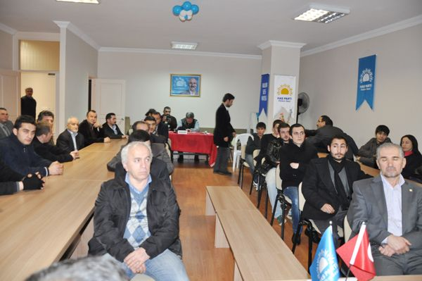 Prof. Bekaroğlu işe Beykoz'dan başladı
