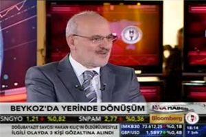 Çelikbilek Haber Türk'te konuştu