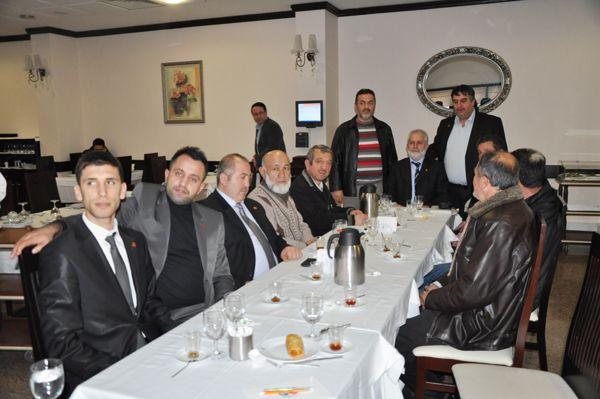 Saadet Partililer Ataköy'e akın edecek
