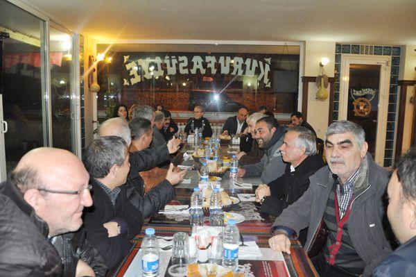 CHP'li delegeler, Nagihan Akan diyor