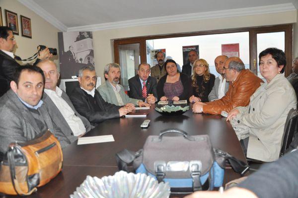 Nevzat Karataş CHP'den istifa etsin