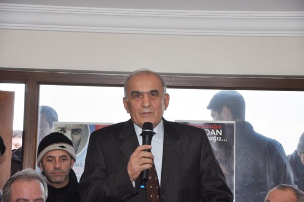 CHP'de 3. Aday Sendikacı Yener Kaya