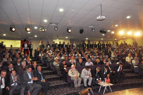 MHP Kongresi'ni Ali Emanet kazandı…