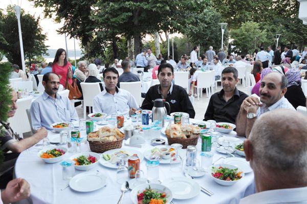 AK Parti Teşkilatı'nın 11. Yıl iftarı
