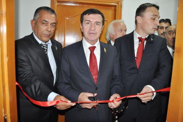 Pamukoğlu Beykoz'da açılış yaptı…