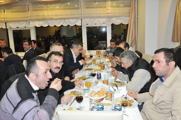 Beykoz'da 34 bin AK Parti üyesi var!