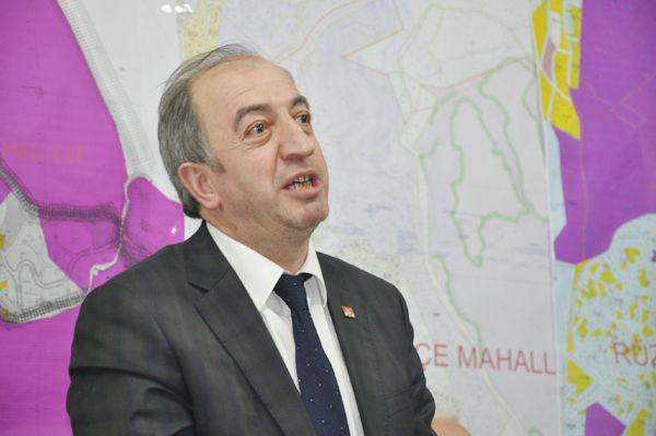 CHP Beykoz'da renk değiştirdi