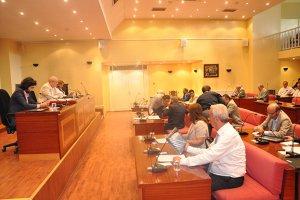 Belediye Meclisi Spora destekle açıldı