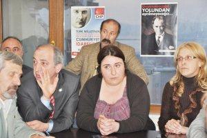 CHP Beykoz İlçe Sekreteri istifa etti