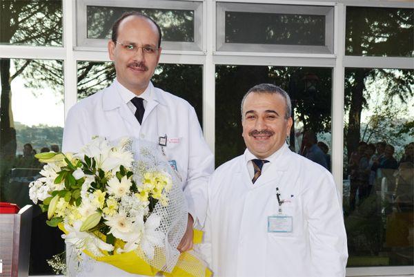 Beykoz Devlet Hastanesi'nde görev değişimi