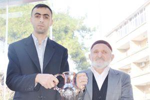 20. yılda ilk müşteriye cam kupa