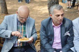 Metin Külünk Beykoz'da sert konuştu