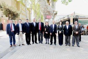 Öğrenciler Anadolufeneri'nde Orman kuracak