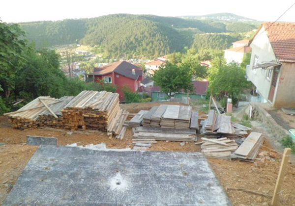 Yenimahalle Kur'an Kursu inşa ediliyor