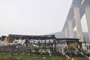 Beykoz'da kara gün! Zarar 7 milyon TL
