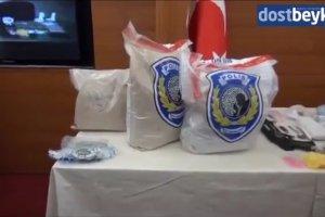Beykoz'da kapsamlı uyuşturucu operasyonu